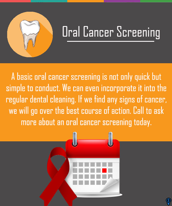 Oral Cancer Screening Mission Viejo, CA